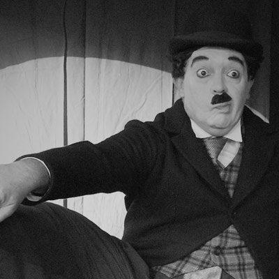 Jesús Puebla trae el teatro de mimo a Cuéllar con `Soñando a Chaplin´