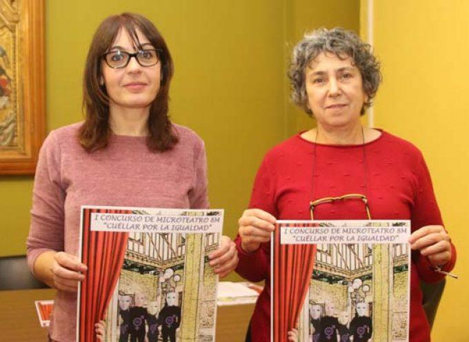 Igualdad convoca el I Concurso de Microteatro con motivo del Día Internacional de la Mujer