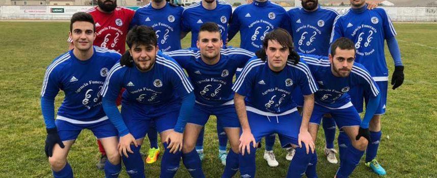 Un triplete de Diego catapulta al CD Cuéllar ante el Cantalejo (4-1)