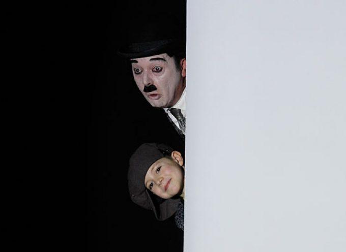 Cuéllar soñó a Chaplin con Jesús Puebla