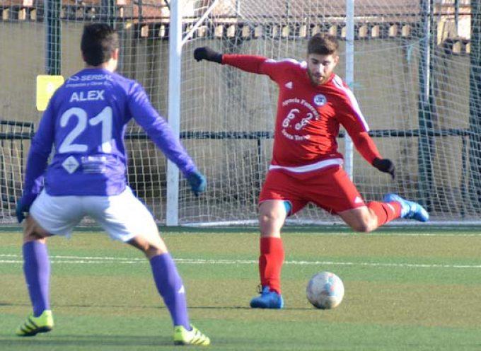 El Monteresma frena de penalti la racha del CD Cuéllar 1-0)