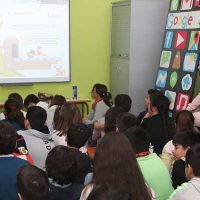 Los alumnos del colegio San Gil aprenden gestión de emociones y alimentación saludable de la mano de la AECC