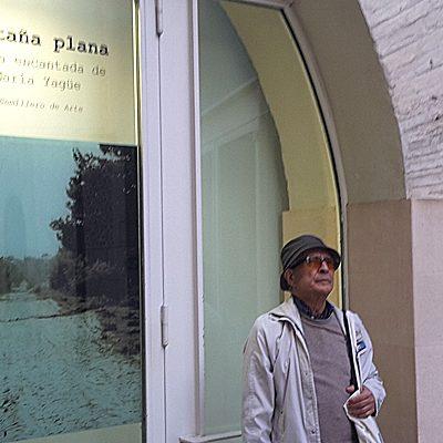 Un cuellarano en el Olimpo del arte contemporáneo