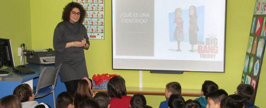 El acoso escolar centra el Día Internacional de la Mujer y la Niña en la Ciencia en el colegio San Gil
