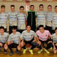 El FS Cuéllar juvenil vendió cara su derrota ante el tercer clasificado