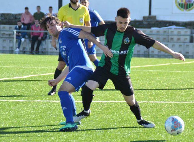 El CD Cuéllar sigue negado a domicilio y cae en El Espinar (4-1)