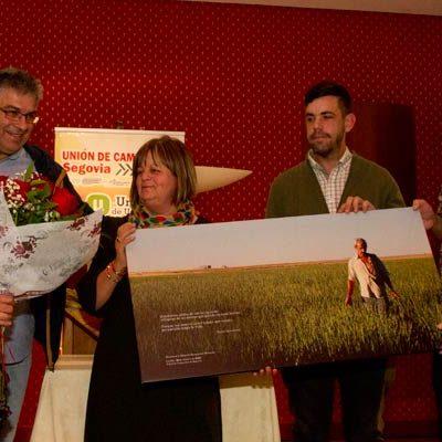 UCCL Segovia recuerda el legado de Eduardo Herguedas en un emotivo homenaje