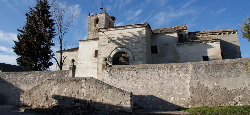 Iglesia de Santa María Magdalena, de Moraleja de Cuéllar