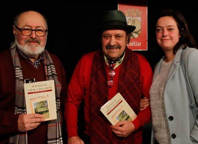 Amor y desamor inundan el nuevo libro de poesía del cuellarano Jesús Bayón