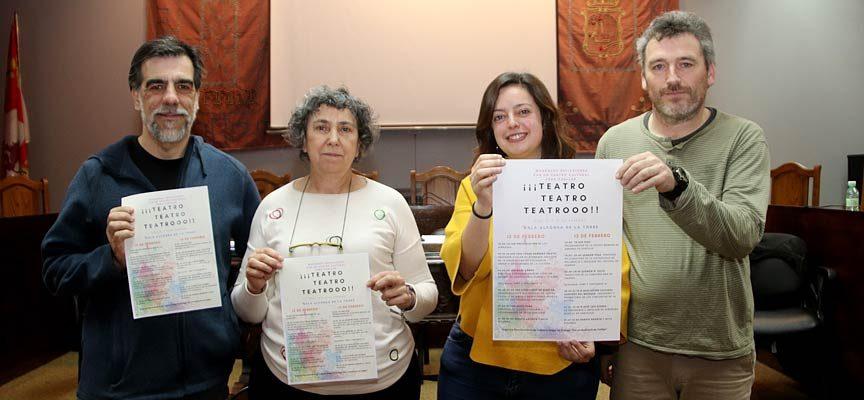 El viceconsejero de Cultura abre las jornadas de debate en pro del auditorio