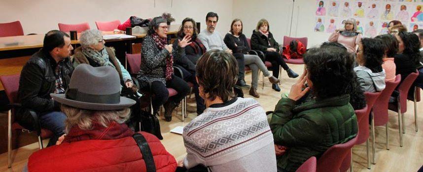 Festeamus abre al público el ensayo de la obra `Cierva acosada´ de Alfonsa de la Torre
