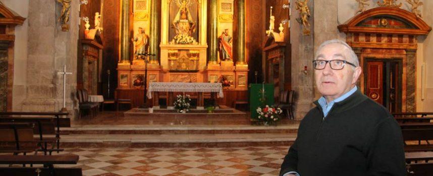 Los padres carmelitas dejarán el Santuario de El Henar en junio tras casi un siglo regentándolo