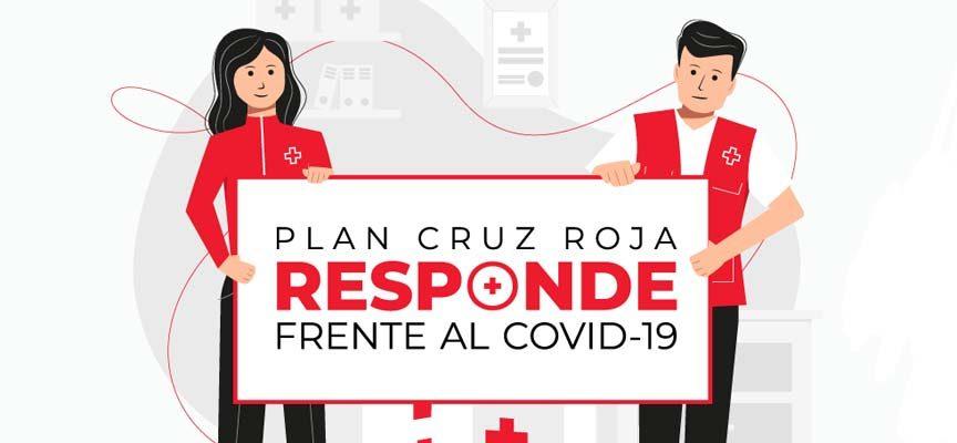 Cruz Roja responde frente al COVID-19 en Cuéllar | esCuellar