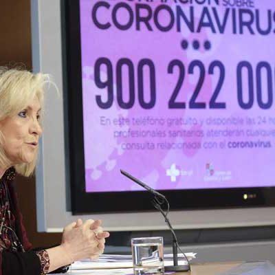 Sesenta y cuatro nuevos casos confirmados de COVID-19 en Segovia y un fallecido en un centro residencial