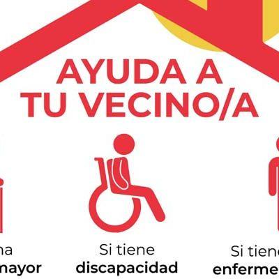 Cruz Roja y Protección Civil impulsan la ayuda a mayores, enfermos y discapacitados con la campaña #YoHagoPorTi