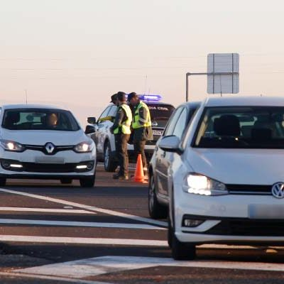 Denunciadas 153 personas y detenidas dos por incumplir el estado de alarma en Segovia