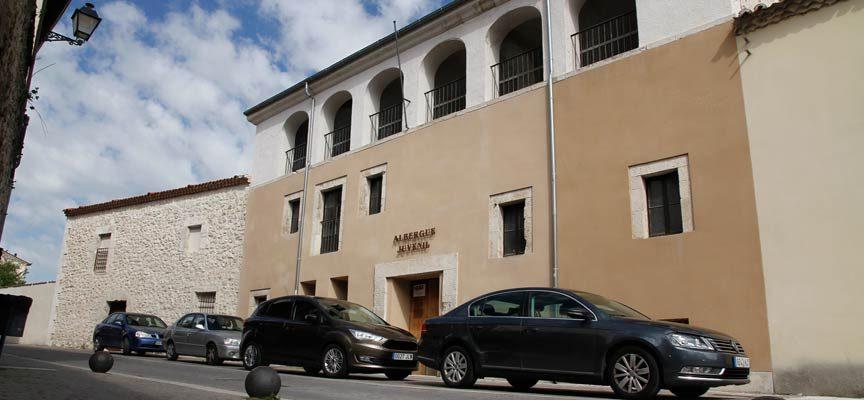 La Junta concede 26.000 euros para la restauración realizada en la cubierta del Hospital de la Magdalena