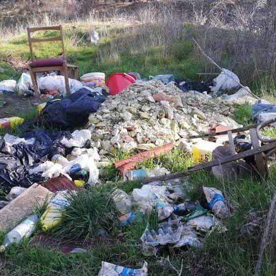 Cegafest volverá a retirar basuraleza de la carretera de Bahabón con el proyecto Libera