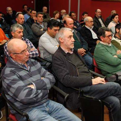 UCCL Segovia trasladó a los agricultores de la comarca las novedades de la PAC e informó sobre la tractorada del viernes
