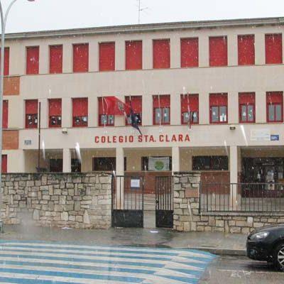 El colegio Santa Clara cuenta con una nueva aula de Infantil en cuarentena