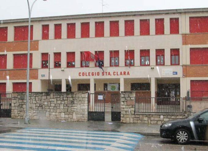 El CEIP Santa Clara de Cuéllar imparte clases de refuerzo a los alumnos de 6º de Primaria en julio