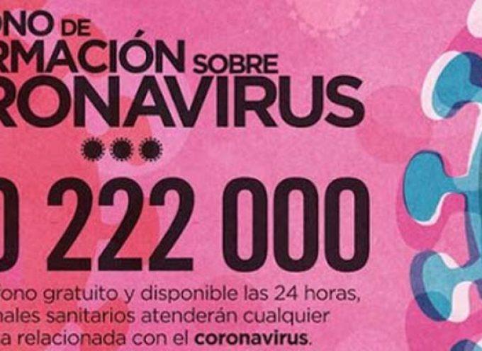 Segovia registra dos nuevos positivos por la COVID_19 y ningún fallecimiento