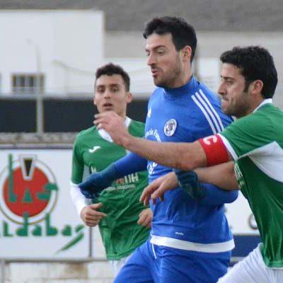 Un triplete de Diego levanta el ánimo al CD Cuéllar (4-1)