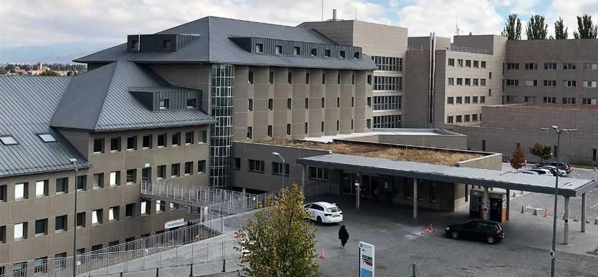 La cifra de casos confirmados de COVID-19 en Segovia es de 300 con 104 personas ingresadas en el Hospital General