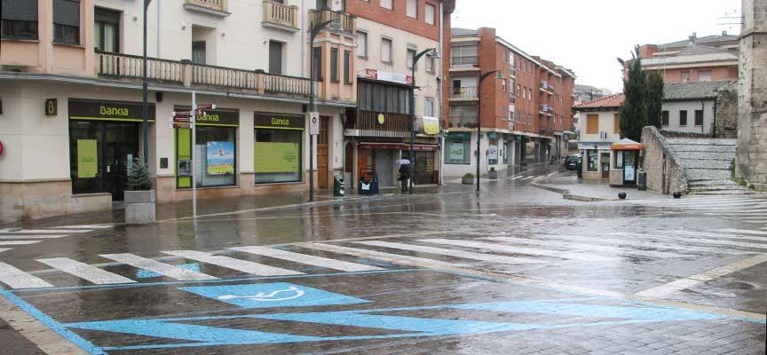 """Convocan en Cuéllar un """"paseo"""" el viernes en protesta por la gestión del Gobierno en torno a la COVID_19"""
