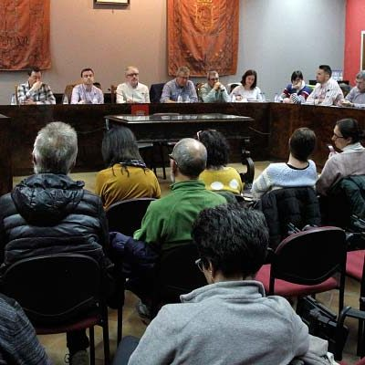 El Ayuntamiento mantiene el pleno ordinario del próximo 26 de marzo