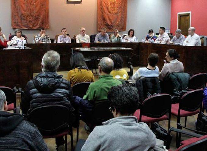 El Reglamento de Participación Ciudadana permite a asociaciones y consejos sectoriales intervenir en los plenos