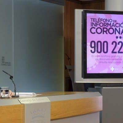 Segovia suma 157 casos confirmados y 13 fallecidos por COVID19