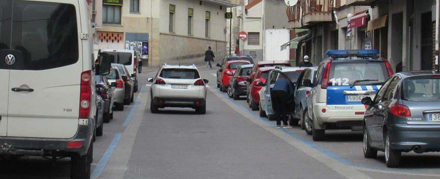 El Ayuntamiento de Cuéllar mantiene la ORA en funcionamiento para favorecer la rotación de vehículos