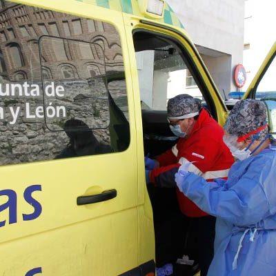 Sanidad declara nuevos brotes de contagio en Cuéllar, Chañe y Carbonero el Mayor