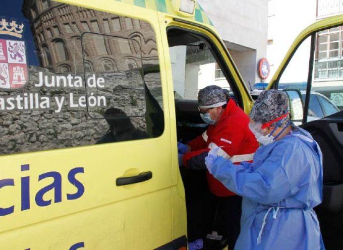 Fuentesaúco, Cantalejo y Cuéllar superan los cinco casos de COVID-19 por cada diez mil tarjetas