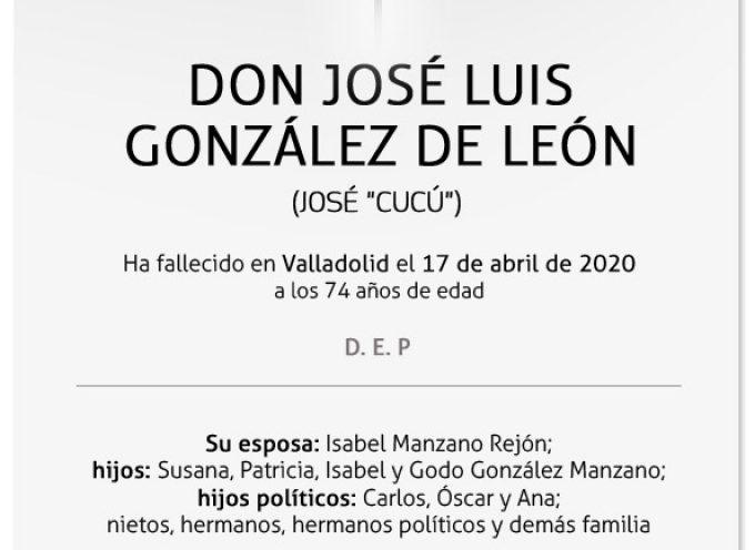 José Luis González de León