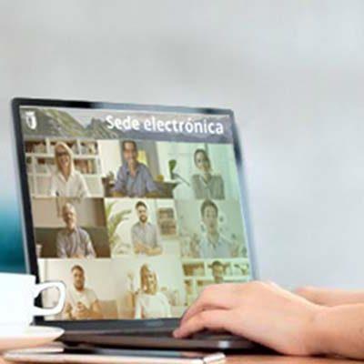 La Diputación facilita a 207 ayuntamientos y 16 entidades locales de la provincia la herramienta para realizar Plenos por videoconferencia
