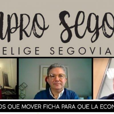 FES, Cámara de Comercio y Diputación se unen en la campaña `Compro Segovia´