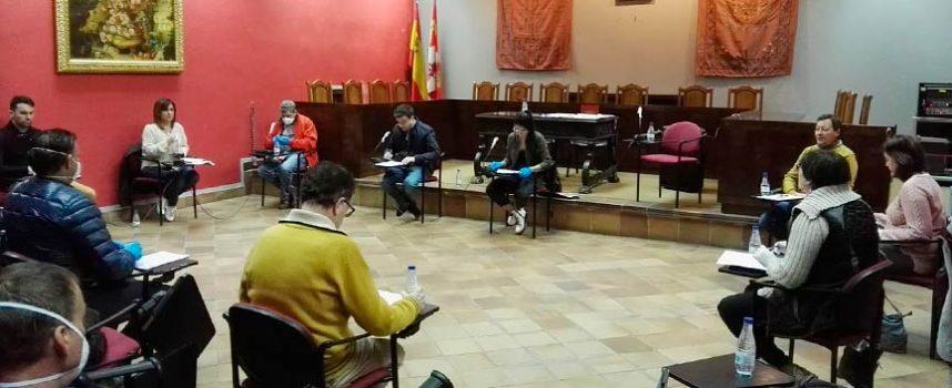 El Ayuntamiento de Cuéllar prepara la celebración por medios electrónicos de plenos y comisiones