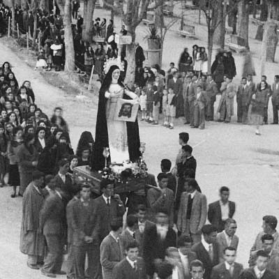 La Semana Santa Cuellarana a través de la historia