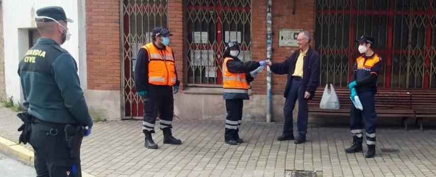 La Policía Local ha denunciado a 19 personas y detenido a una durante el estado de alarma