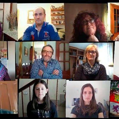 Vecinos de Olombrada ponen voz al `Romance de los Comuneros´ este 23 de abril