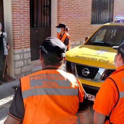 """Protección Civil llama a los jóvenes cuellaranos a la prudencia en las """"no fiestas"""""""