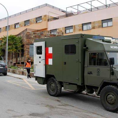 El Centro de Mayores Valdihuertos se cierra a las visitas tras confirmarse 15 positivos en COVID en residentes y tres en trabajadores