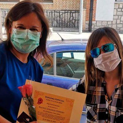 El Ayuntamiento de Hontalbilla reconoce con un diploma el papel de las madres durante el confinamiento