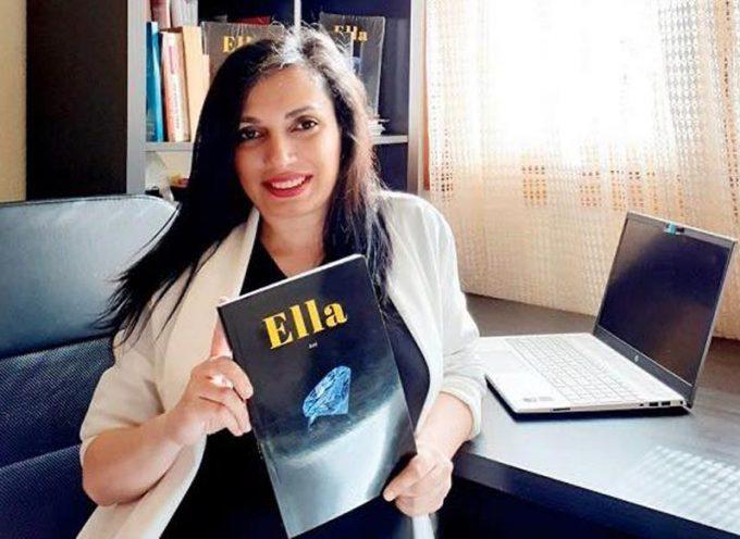 Anelia Aleksandrova publica su primer libro `Ella´ en plena pandemia de COVID_19
