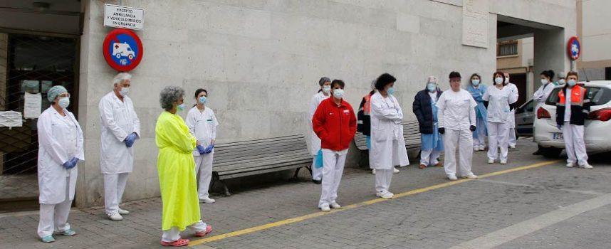 Sanidad redistribuye en la provincia 16 plazas de médico y aumenta en 32 las de enfermería
