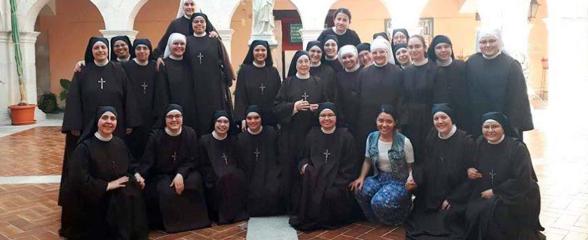 Las Carmelitas Samaritanas preparan su llegada al Santuario de El Henar
