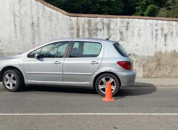 La Policía Local detiene a una persona por conducir habiendo perdido todos los puntos del carné