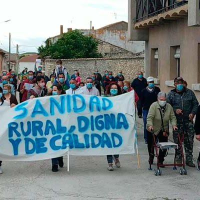 Apertura de los consultorios y una Sanidad rural digna centran las demandas de los vecinos de la comarca